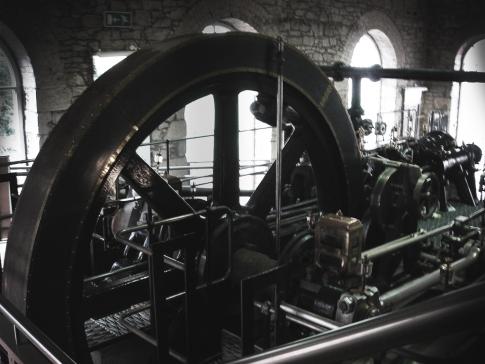 Petrie Steam Engin