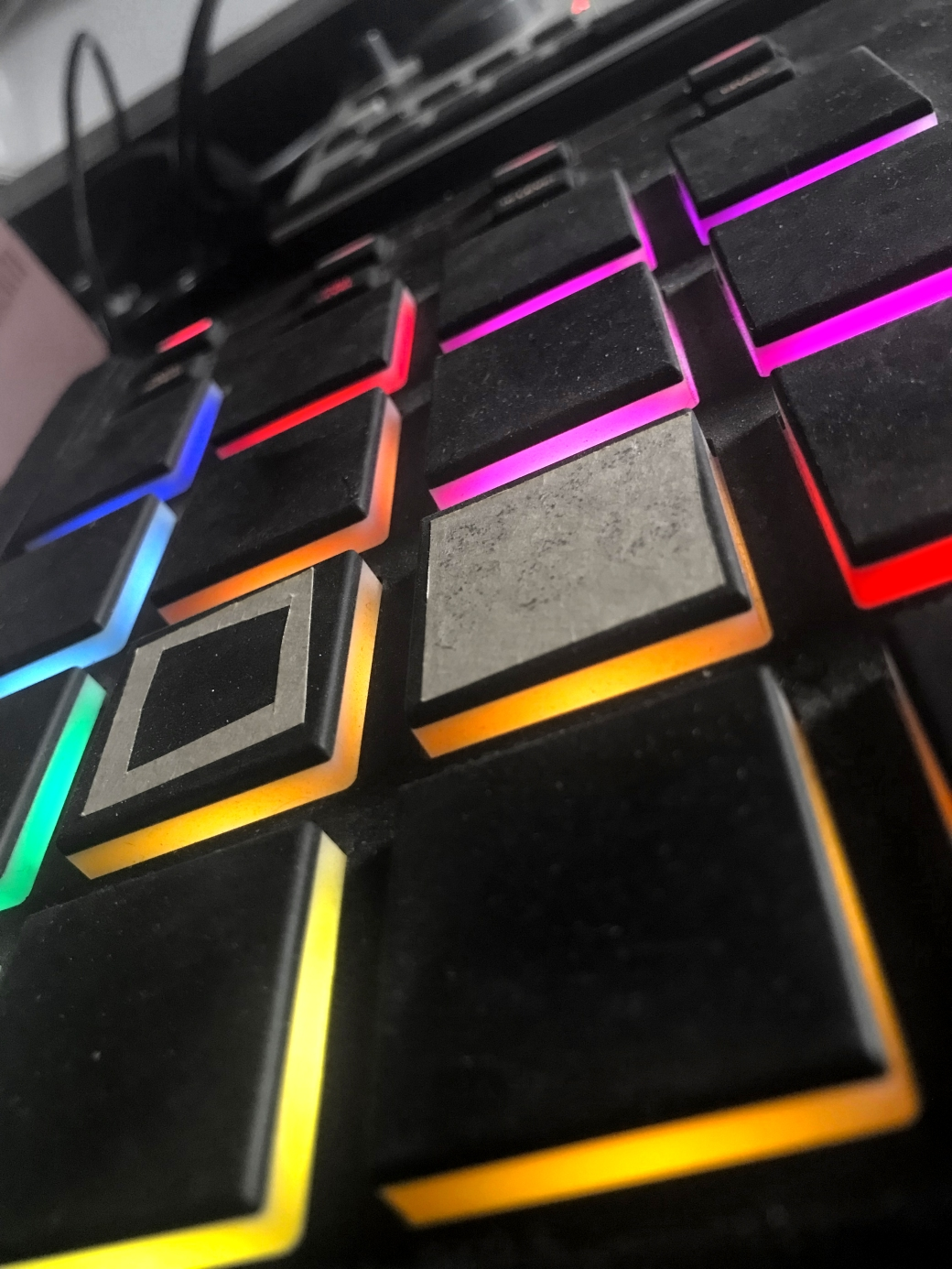 MPC colourful pads